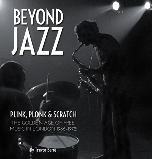 Beyond Jazz - cover